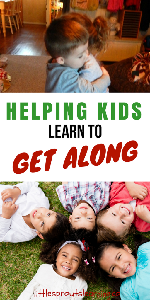 Helping Kids Learn to Get Along