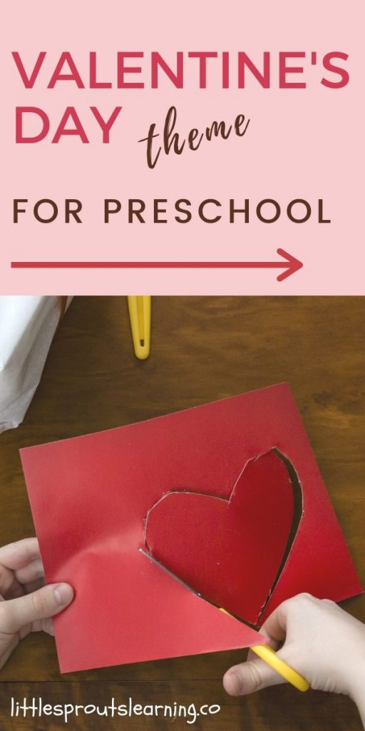 Valentine's day is a great time to teach young kids about building relationships. Social skills are the number one predictor of school success for kids.