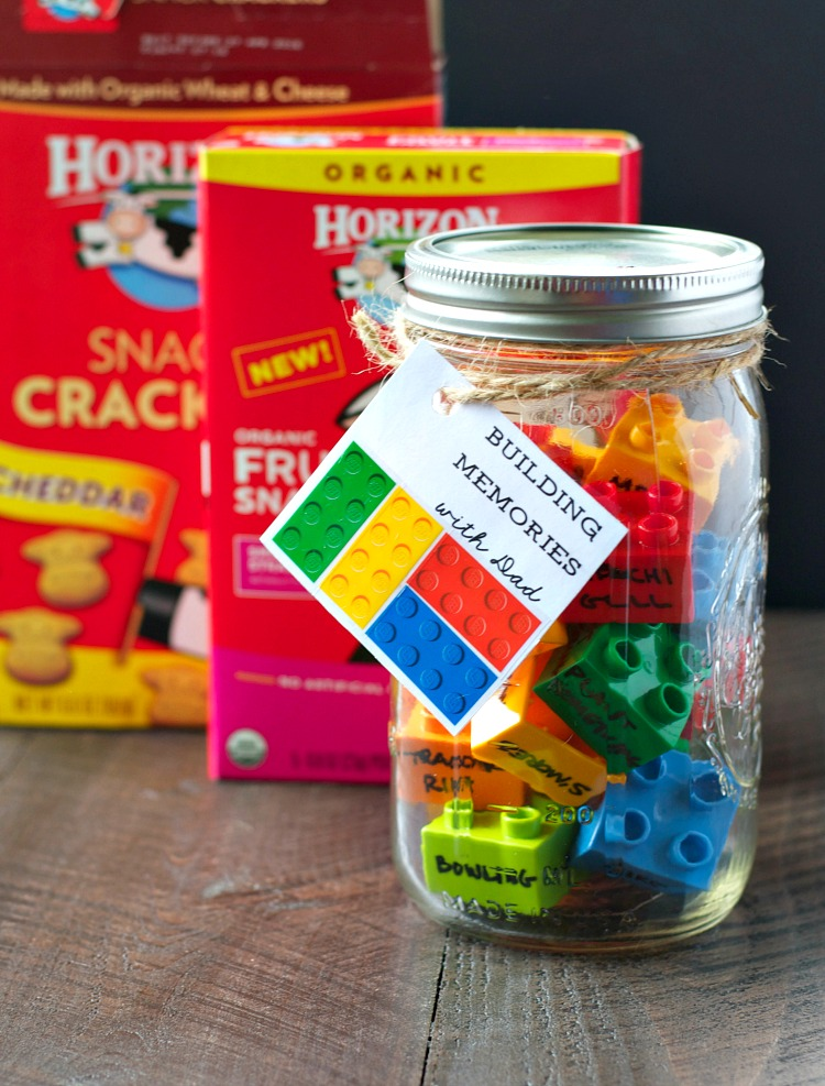 lego father's day gifts kids can make