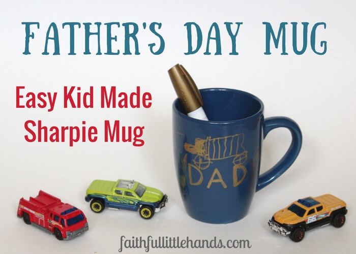 25 Father's Day Gifts Preschoolers Can Make
