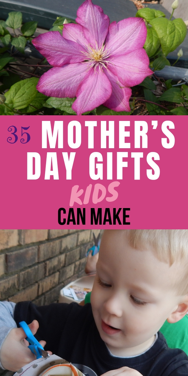 mothers day activities for kids