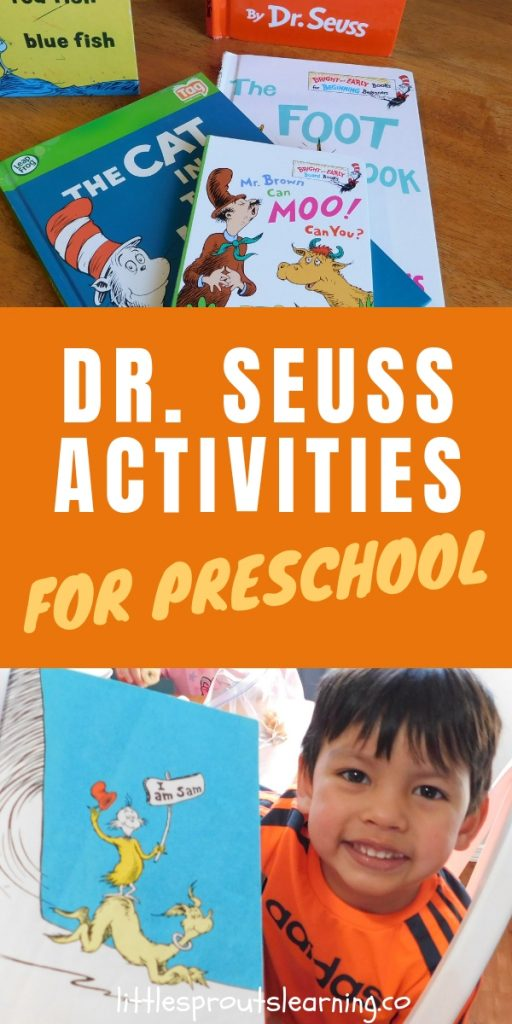 Dr. Seuss is colorful, exciting and funny. Reading is a wonderful thing to celebrate. So let's celebrate Read Across America Day with some Dr. Seuss fun!