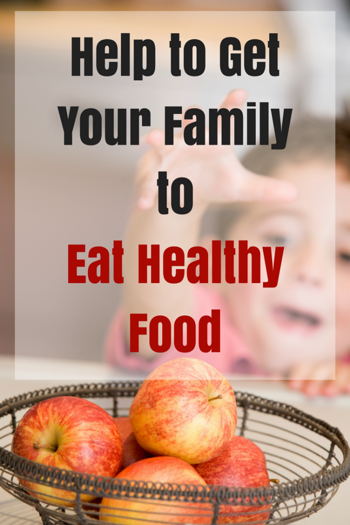 Healthy food for families, feeding toddlers healthy, even husbands will eat healthy food