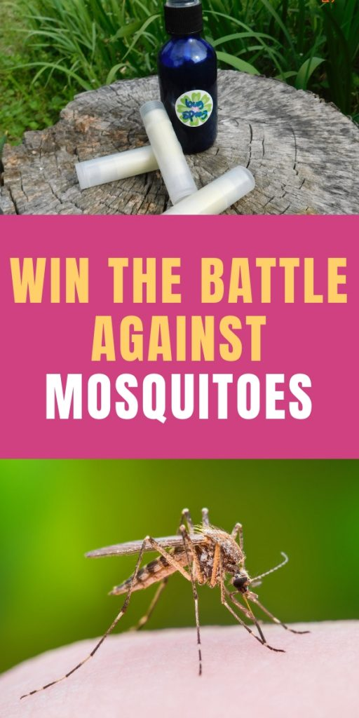 Summertime brings on the bug bites like crazy. Win the battle against mosquitoes without feeling like you are covering your family with harmful chemicals.