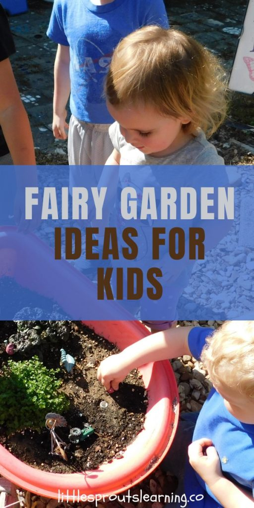 Fairy gardens are all the rage these days and I can see why. Check out these fairy garden ideas for kids and make your own.