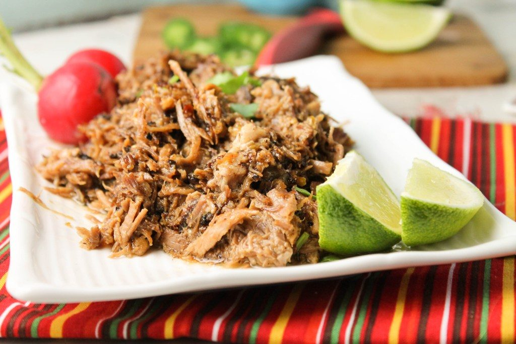 Freezer meal carnitas