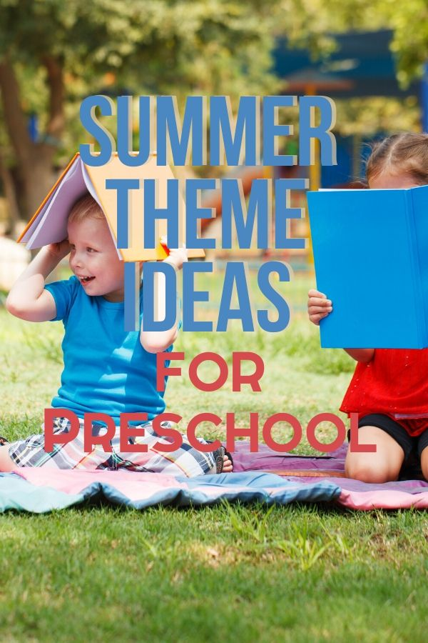 Summer is a fun time for preschool. There is so much to celebrate and learn about. You can do bugs, gardening, beach, and so many more fun ideas. Crafts, learning activities, fine motor, gross motor, science, math, art, music, sensory play and more. Here is a list of summer theme ideas for preschool.