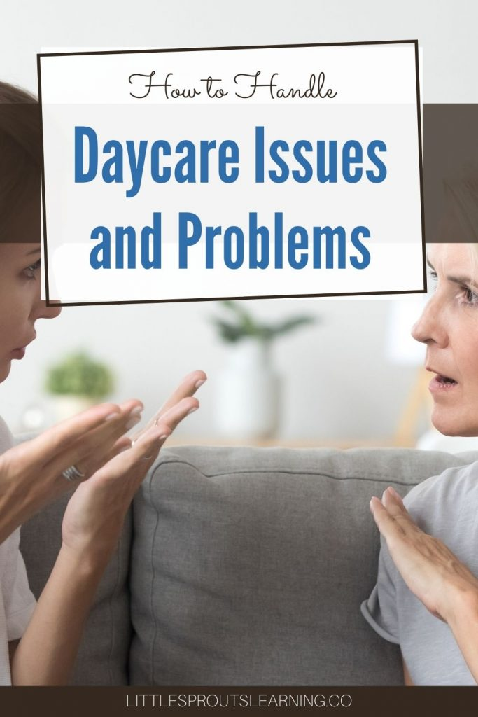 Daycare is a super important part of a working family's life. There are times when that daycare is not working out for your family. What do you do to handle daycare issues? It can be tough to navigate. I've been providing childcare in my home for 23 years, let me help you come up with a plan.