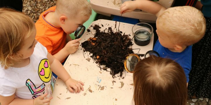 Have you ever thought about teaching your kids to compost? Compost for kids has a ton of benefits. Teaching kids to care for the earth is a big job, but it can be fun too!