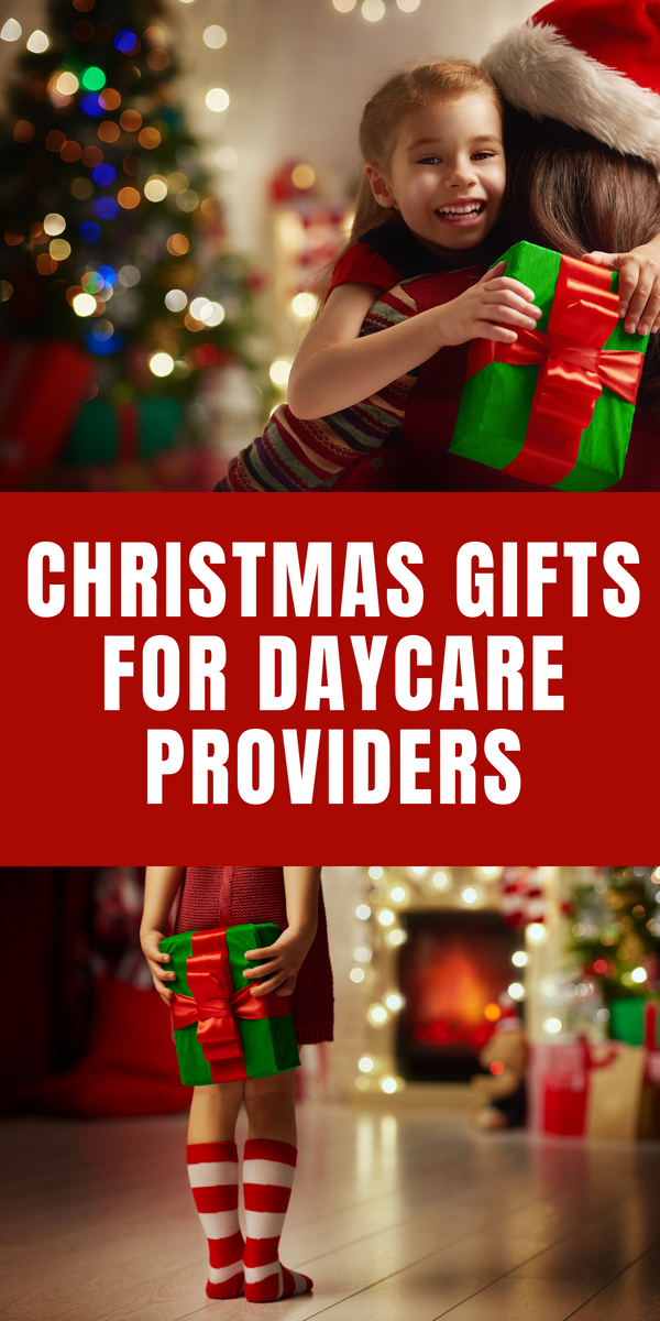 Christmas Gifts For Daycare Provider Little Sprouts Learning