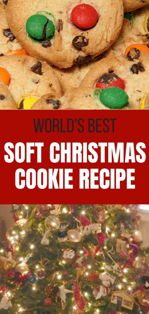 Best Soft Christmas Cookies