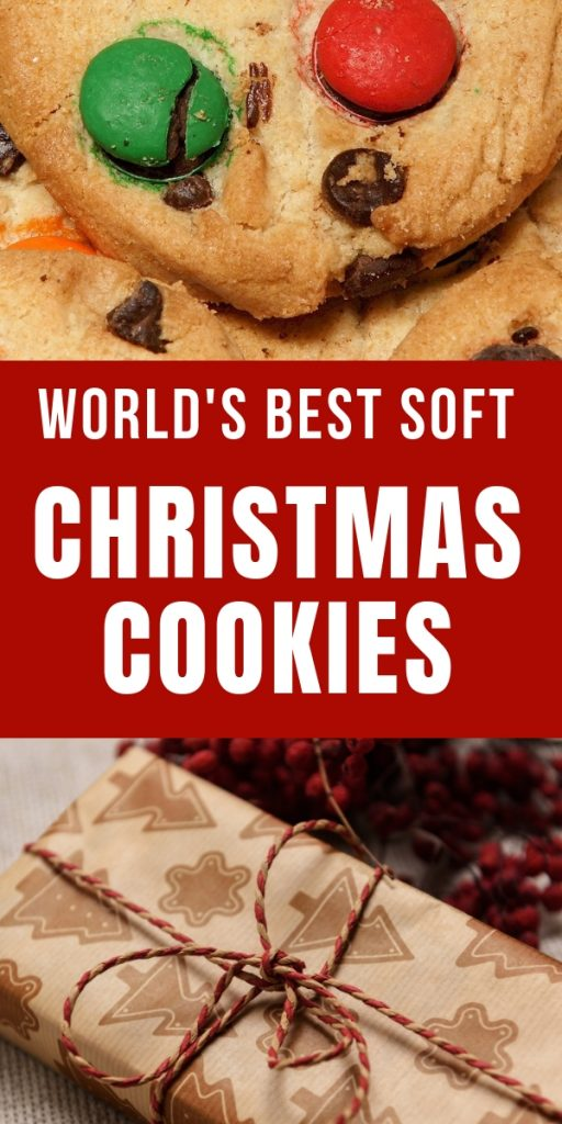 World's best soft Christmas Cookies