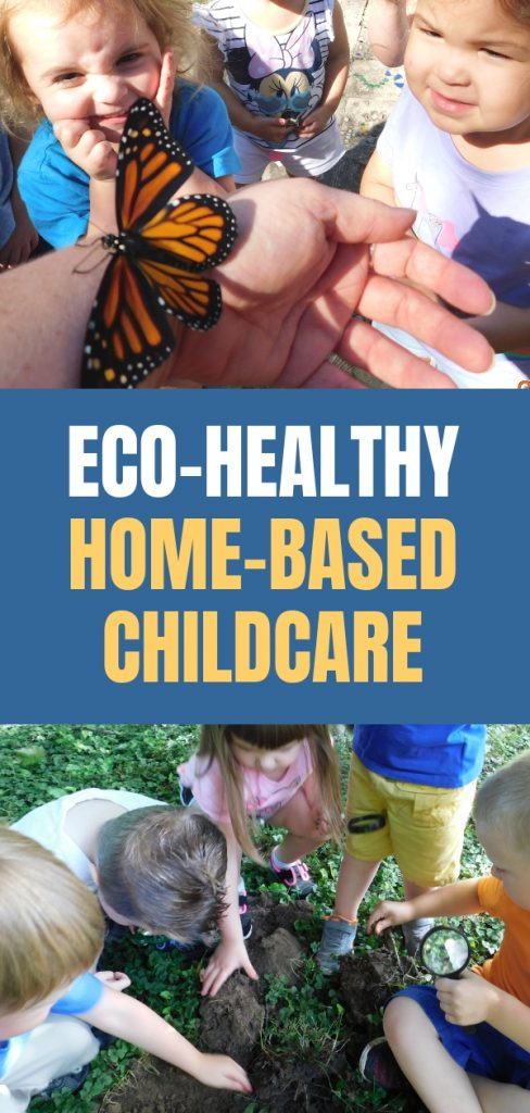 Eco-Healthy Home-Based Childcare