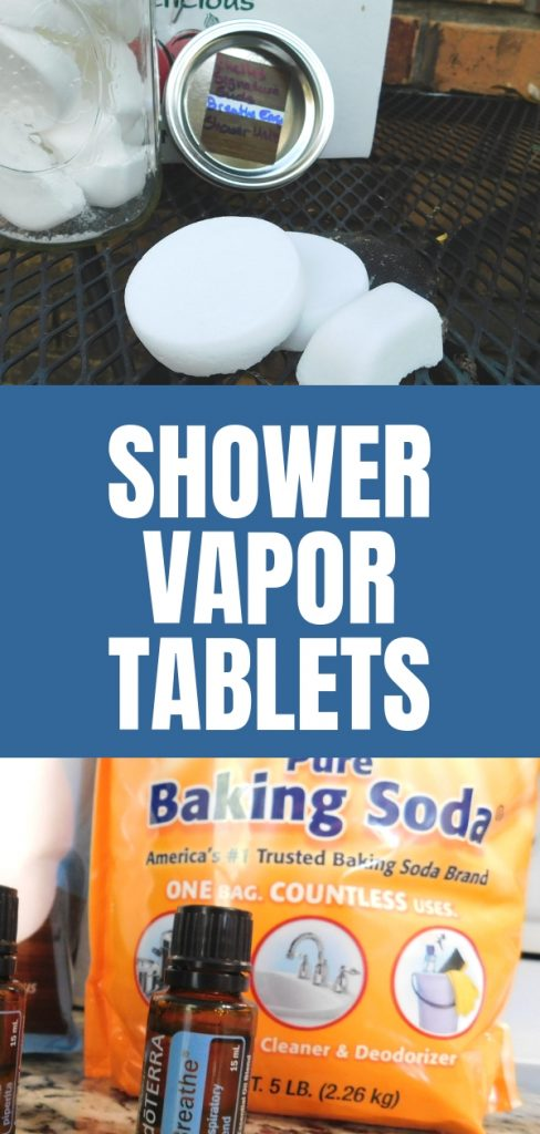Ever wake up with a stuffy nose or too tired to get moving? These shower vapor tablets are just what you need to get your sinuses opened up and your brain on wake-up time. Find out more.