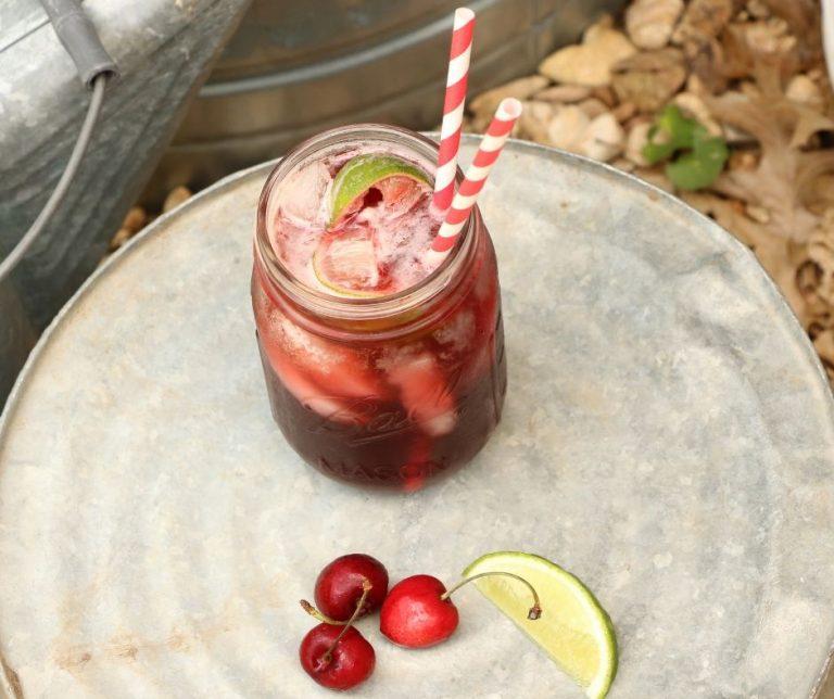 Cherry Limeade Recipe (Like Sonic)