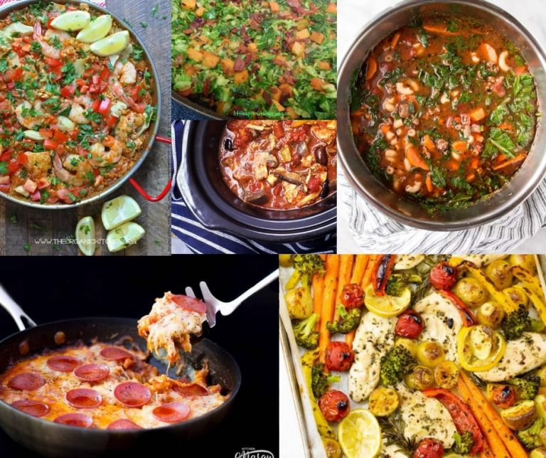 Quick Easy Dinners-One Pot Wonders