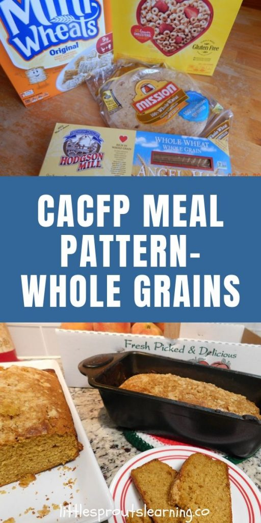 Do you find yourself frustrated about the whole grains requirement for the food program? It's not as hard as you think and this will make it even easier!