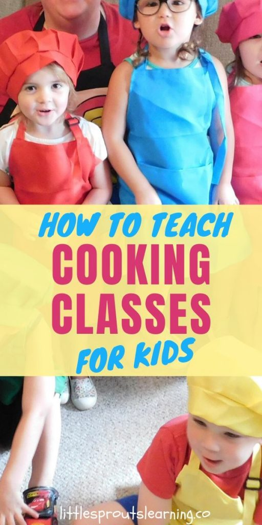 Teaching kids to cook gives them skills they can use for a lifetime. Find out how to teach kids cooking classes in your community.