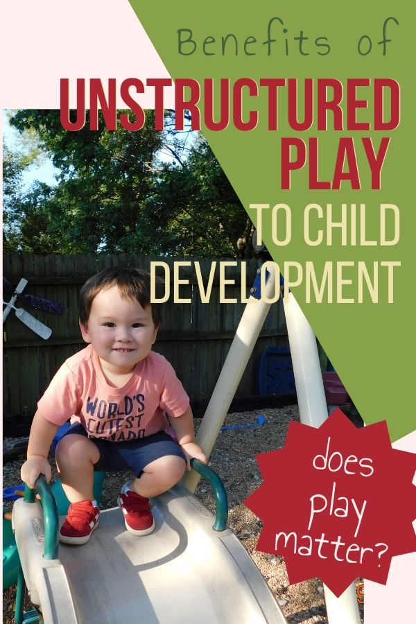 Play is on the decline in our society and unstructured play is critical to child development. Let's look at what unstructured play is and why it matters so much.