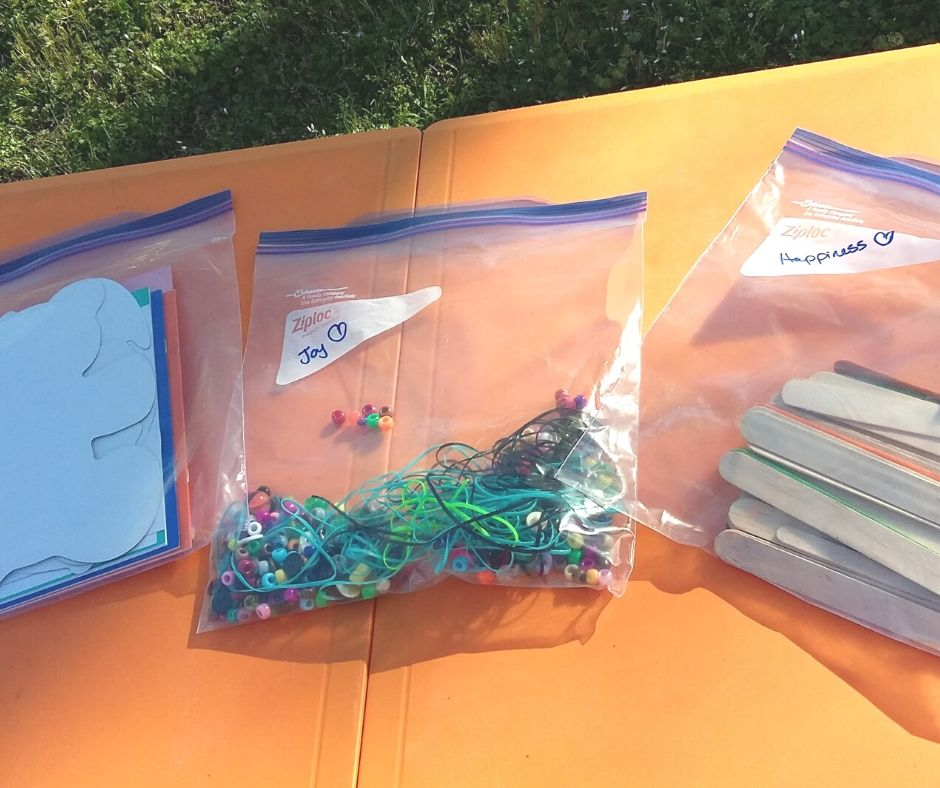 craft packs for kids to use during quarantine