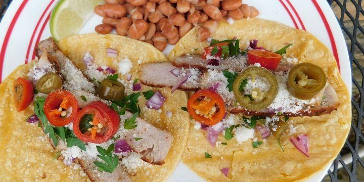 Pork Chop Tacos