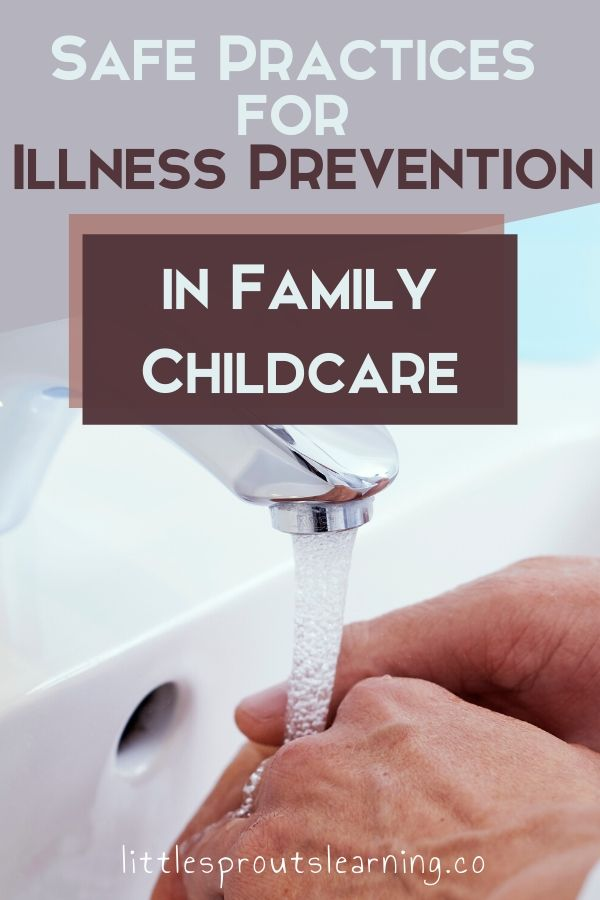 There are a ton of recommendations for preventing the spread of disease, but most of them aren't practical or attainable for family childcare. Check out these safe practices for family childcare providers for illness prevention.