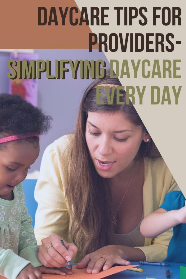 If you are feeling overwhelmed about starting a home daycare business or are drowning in the one you already have, check out these daycare tips for providers-simplifying daycare every day.