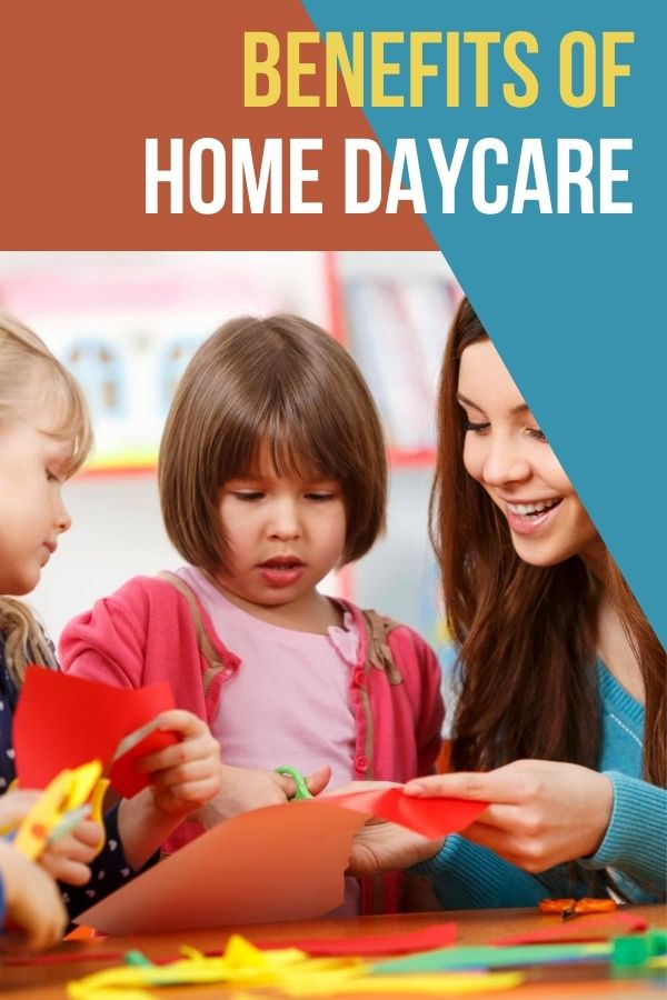 You might think that home daycare is babysitting, but there are so many more benefits of home daycare than people ever realize!