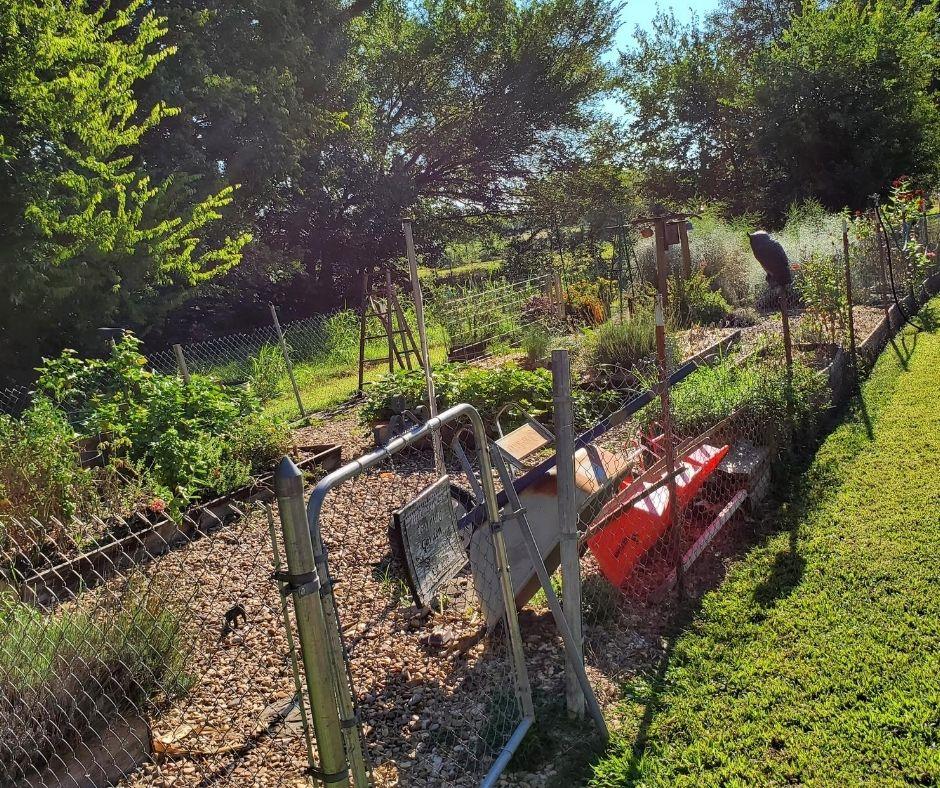 home daycare preschool garden