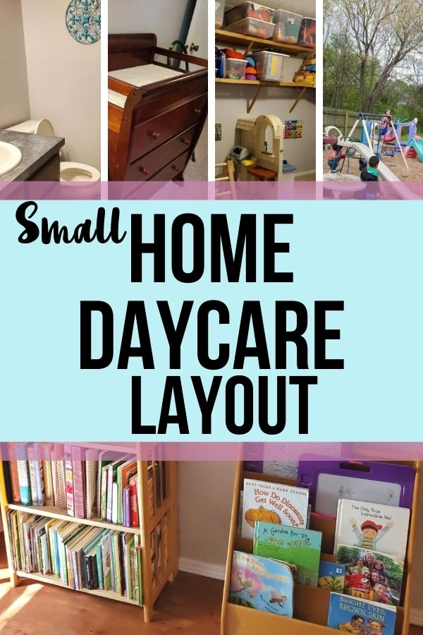 I have run a successful home daycare in my small, 1100 square feet home since 1999. See how we learn in a small home daycare layout.