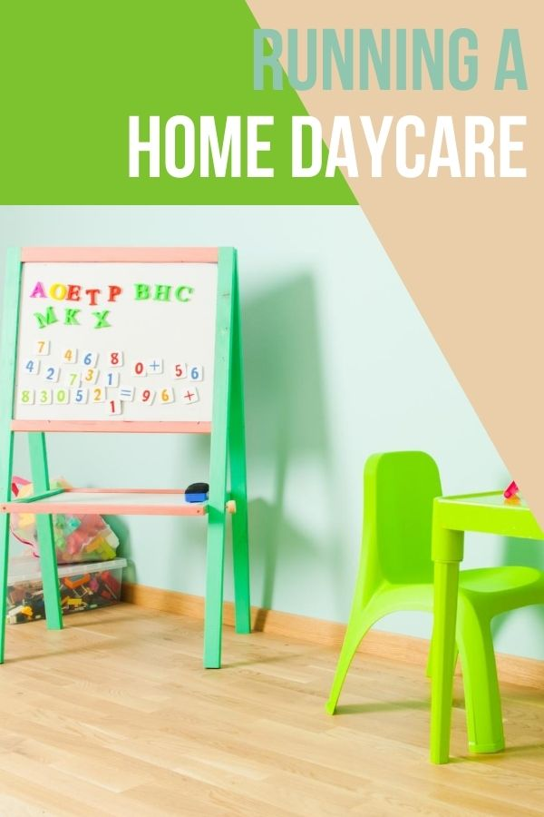 I've been running a home daycare on my own since 1995 and I'm going to share my knowledge with you. This is a tough job, but there's nothing I'd rather be doing.