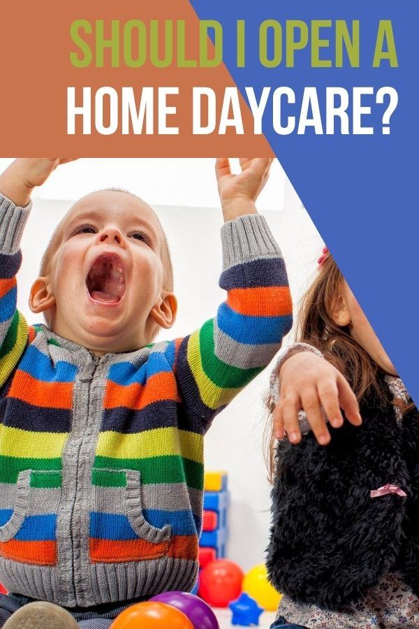 If you have been wondering, should I open a home daycare? You're in the right place. I opened mine in 1995 and I have tons of insight to share with you.
