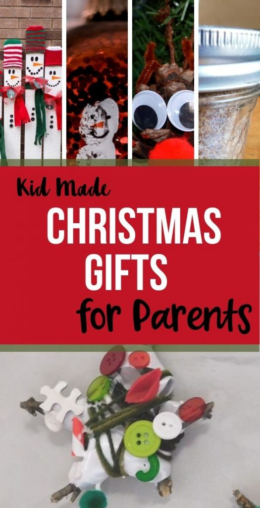 Every year at Christmas time, all of us who work with kids are desperate to find an idea for Christmas gifts for parents.