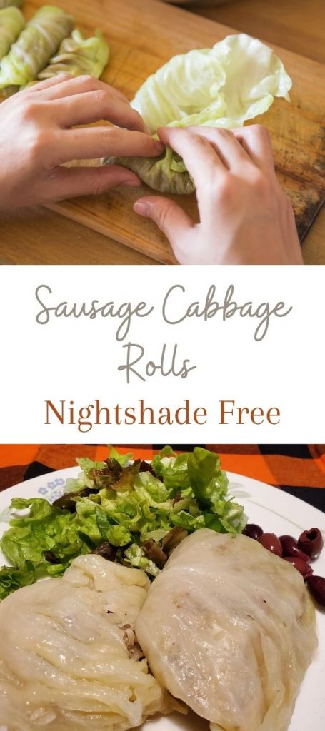 Sausage cabbage rolls are warm, comforting, and full of wonderful flavor. They are a one-pot wonder that will make getting dinner on the table easier than you think.