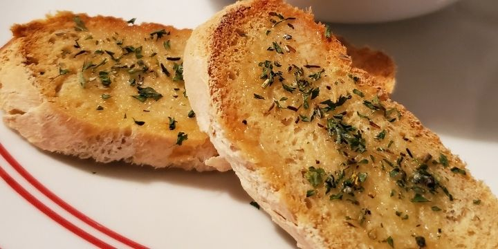 Garlic Bread Seasoning Mix