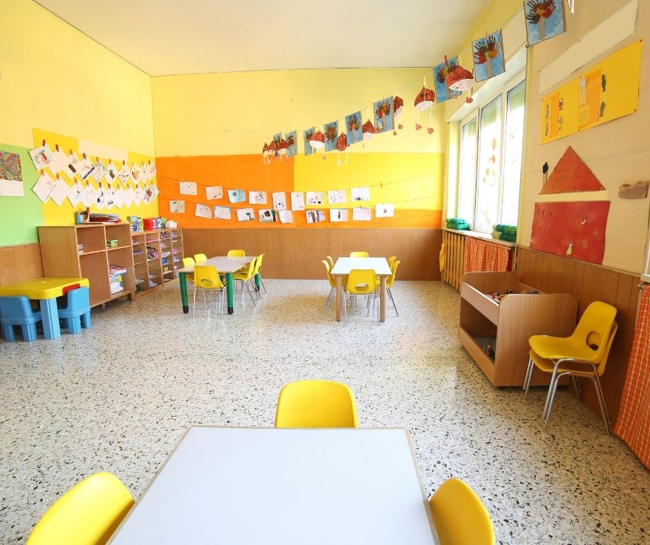 home daycare room