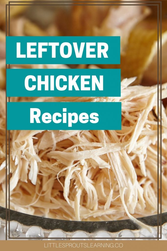 Leftover chicken recipes can help you get an easy dinner idea on the table in a snap. Roasting a whole chicken not only saves money, but can be made in to several quick meals for your family.