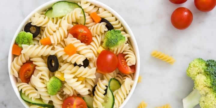 Cold Meals for Daycare Lunches in Summer-Over 50 Ideas