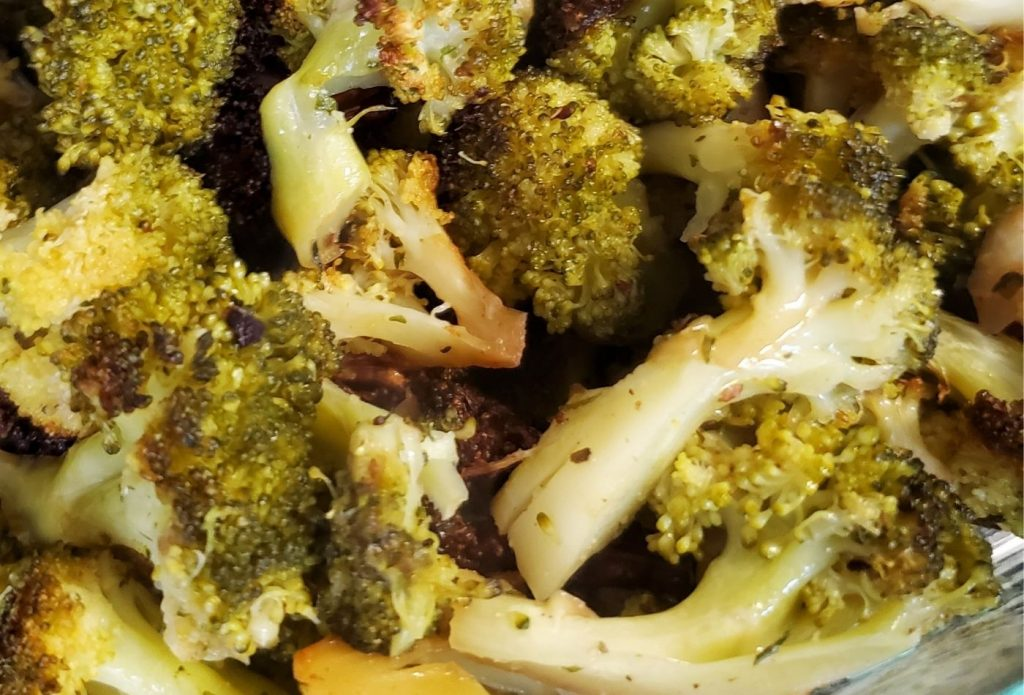 air fried broccoli recipe for kids