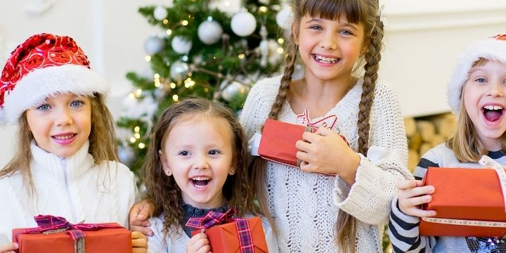 Christmas Gifts for Daycare Friends